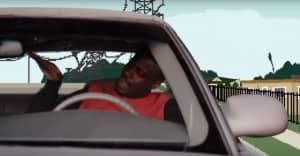 """Jay Rock's """"ES Tales"""" video is a pixellated hood tour"""