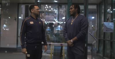 "Tee Grizzley Shares ""No Effort"" Video With Mike Epps"