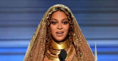 Watch Beyoncé's LEMONADE Acceptance Speech At The 2017 Grammys