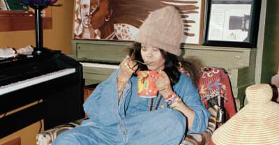 "Erykah Badu wants you to enjoy this Fela Kuti box set with ""a nice blunt"""