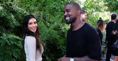 "Kim Kardashian West on all the new Kanye music: ""Kanye & Cudi album might actually be my favorite"""