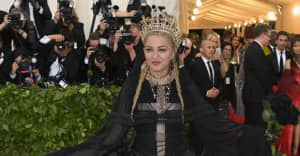 "Watch Madonna cover ""Hallelujah"" at the Met Gala"