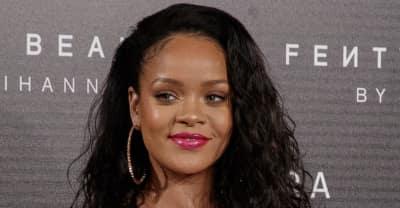 Rihanna is the first female artist to pass 2 billion streams worldwide on Apple Music