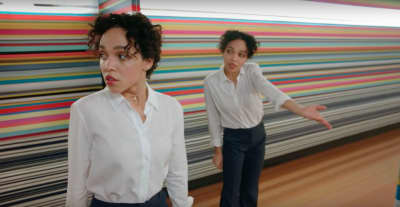 Watch FKA twigs dance to a new Anderson .Paak song