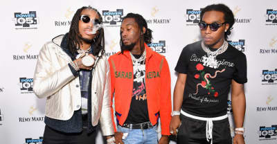 Quavo says he wants Migos to be the Hyenas in Disney's Lion King