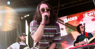 Hang out with Knox Fortune in VR at FADER FORT