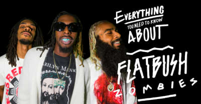 Everything You Need To Know About Flatbush Zombies