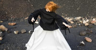 "Joe Goddard Creates Techno Chaos With Goldfrapp On His ""Anymore"" Remix"