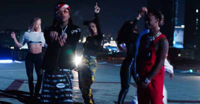 "Rae Sremmurd and Juicy J's ""Powerglide"" video is fast and furious"