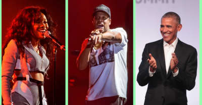 Barack Obama loved JAY-Z, Kendrick Lamar, Frank Ocean, and SZA in 2017