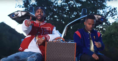 "MadeInTYO And Big Sean Share ""Skateboard P (Remix)"" Video"