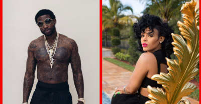 Keyshia Ka'Oir says she fell in love with Gucci Mane when she bathed him