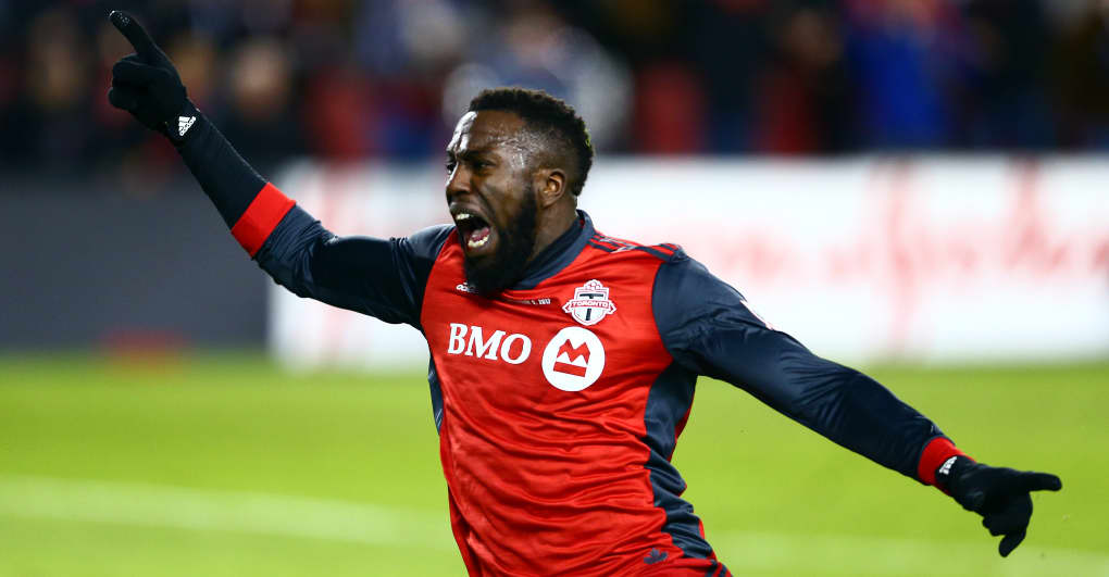 Lyric are you ready for some football lyrics : Jozy Altidore just won a trophy for Toronto, but he's everyone's ...