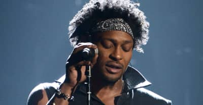 D'Angelo postponed a gig to work on new material