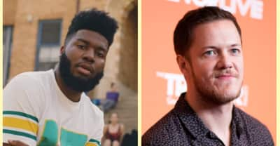 "Khalid and Imagine Dragons share ""Young Dumb & Broke"" and ""Thunder"" medley"