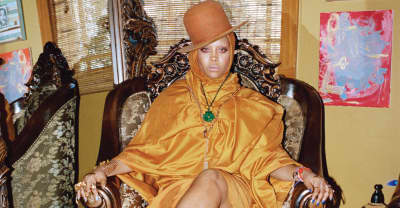 Erykah Badu Says She's Working On A Collaborative EP With D.R.A.M.