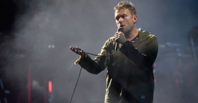 Gorillaz's Damon Albarn accepts BRIT Award and warns against U.K. isolationism