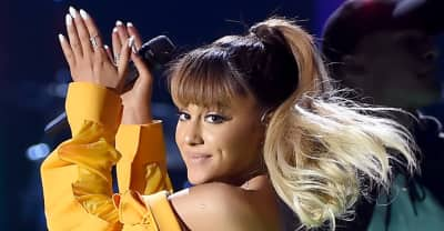 Ariana Grande has reportedly finished her fourth album
