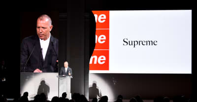 Supreme's James Jebbia wins Menswear Designer of the Year at the 2018 CFDA Awards