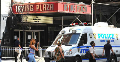 Taxstone Held On $500,000 Bail After Arraignment In Irving Plaza Shooting