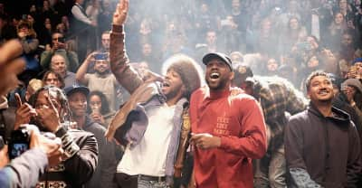 "Report: Kanye West And Kid Cudi Are Working On A ""Surprise Project"" In Japan"