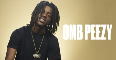 OMB Peezy talks moving to California and working with Cardo