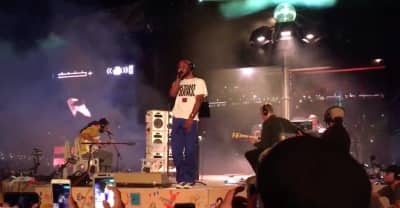 Watch Frank Ocean Cover An '80s Nigerian Disco Song