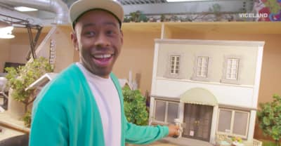 Watch Tyler, The Creator Go Behind The Scenes Of Robot Chicken