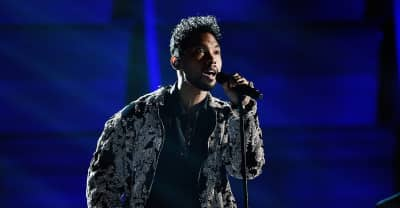 Miguel issues statement after woman says he grabbed her breast earlier this year