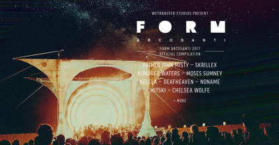 FORM Arcosanti Shares Compilation Album Featuring Noname, Kelela, And More