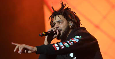 J. Cole Is Executive Producing A Documentary About Three Young Black Men Growing Up In North Carolina