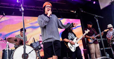 This Cuco performance will tug at your heartstrings