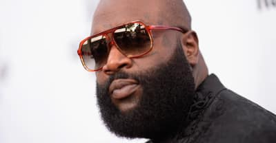 """Rick Ross Says He's Never Signed A Woman Because They'd """"End Up Fucking"""""""
