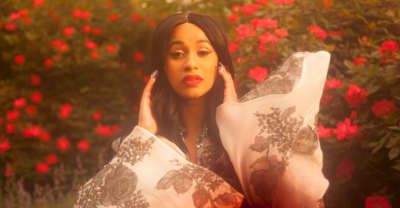 """Cardi B scores her first No. 1 single with """"Bodak Yellow"""""""