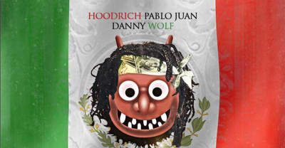 "Hoodrich Juan Pablo And Danny Wolf Teamed Up For ""2 Bitches"""