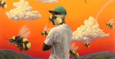 Tyler, The Creator Shares Flower Boy