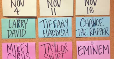 Chance the Rapper and Tiffany Haddish to host, Eminem and Taylor Swift to perform on SNL in November