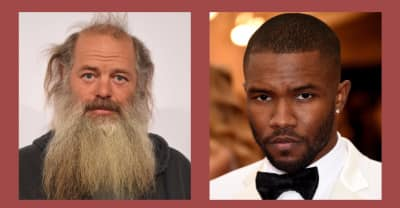 Frank Ocean will be presenting Rick Rubin with an honor at the Secret Genius Awards