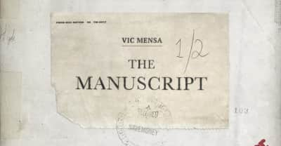 Listen To Vic Mensa's The Manuscript EP
