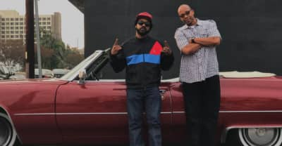 Watch Warren G And Dam-Funk Remember Tupac As They Ride Through L.A.