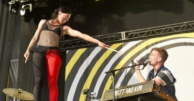 "Matt and Kim announce sixth album, share new single ""Forever"""