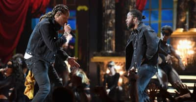 Kendrick Lamar Showed Up For A Surprise Performance With Future At The 2017 BET Awards