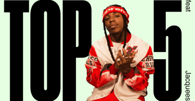 Jacquees ranks his Top 5 songs for the bedroom