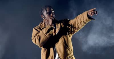 Travis Scott says he's trying to get Stevie Wonder on Astroworld