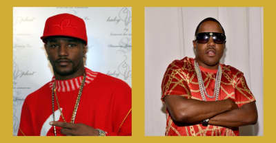 A brief history of the Mase and Cam'ron beef