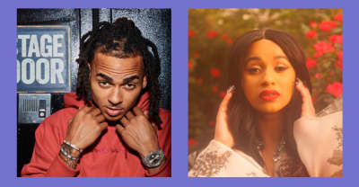"""Listen to a preview of Cardi B and Ozuna's new collab """"La Modelo"""""""