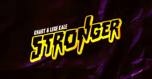 "Khary and Lege Kale Are A Force To Be Reckoned With On ""Stronger"""