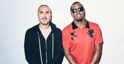 Watch Puff Daddy Talk Can't Stop Won't Stop Documentary With Zane Lowe