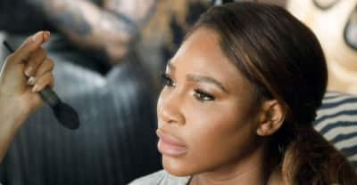 Serena Williams is reportedly plotting a beauty line