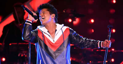 """Bruno Mars's """"That's What I Like"""" Jumps To No. 1 On The Hot 100"""